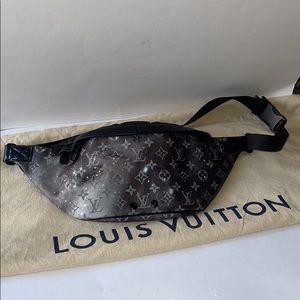 Authentic Louis Vuitton galaxy bum bag belt bag